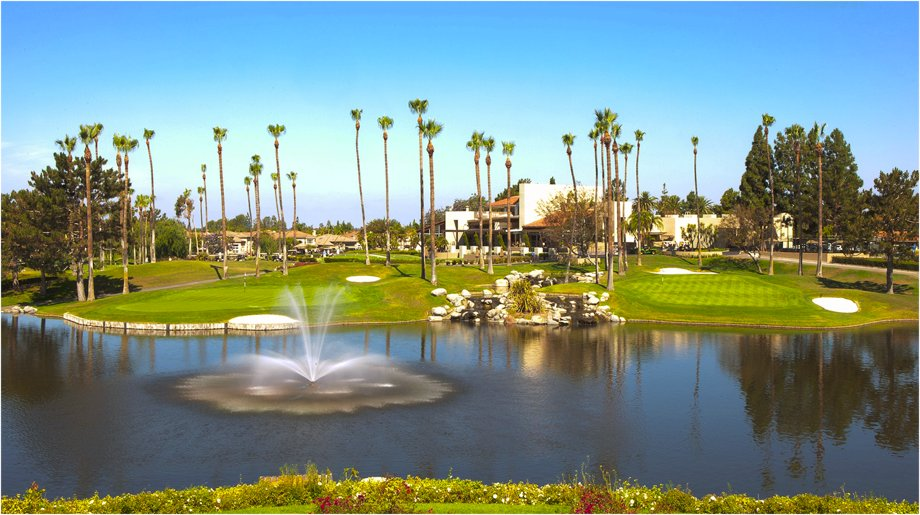 Rotary Meets Tustin Ranch Golf Course
