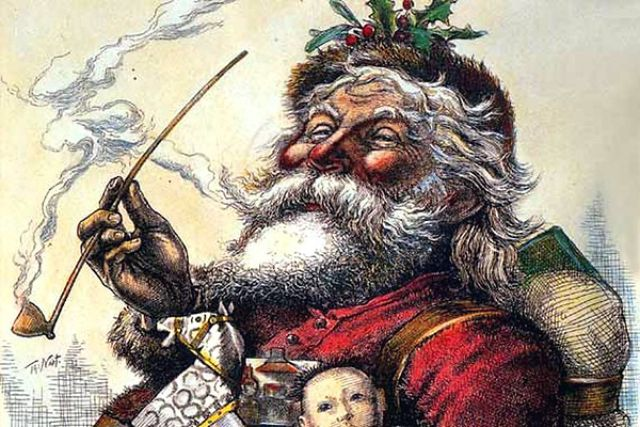 America's Santa:  The story of Clement Moore, Thomas Nast @ Tustin Ranch Golf Club | Tustin | California | United States