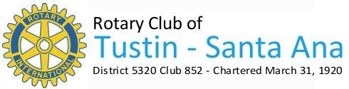 Rotary Club of Tustin / Santa Ana