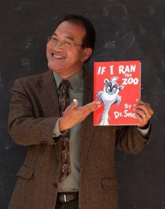 Santa Ana Zoo Director Kent Yamaguchi + Flu Shots @ Tustin Ranch Golf Club | Tustin | California | United States