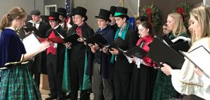 Club Holiday Program with Carolers & Santa. @ Tustin Ranch Golf Club | Tustin | California | United States