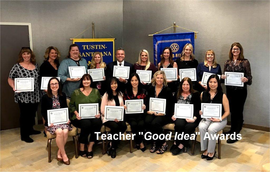 2019 Teacher Good Idea Awards @ Tustin Ranch Golf Club | Tustin | California | United States