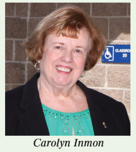 "Carolyn Inmon - Co-Author of ""The Seven Characters of Abuse"" @ Tustin Ranch Golf Club 