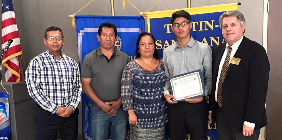 TUSD/SAUSD High School Students of the Quarter - Apr 25, 2019 @ Tustin Ranch Golf Club | Tustin | California | United States