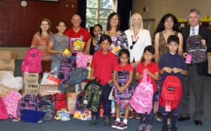 Tools for Schools - Backpacks for students @ Tustin Ranch Golf Club | Tustin | California | United States