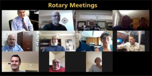 April 9th Regular Meeting on Zoom (30 minutes) @ ZOOM app (Online)